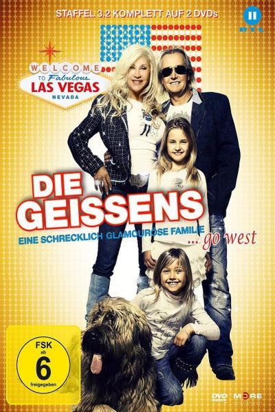 Die Geissens - Eine schrecklich glamouröse Familie: Staffel 3.2 [2 DVDs]