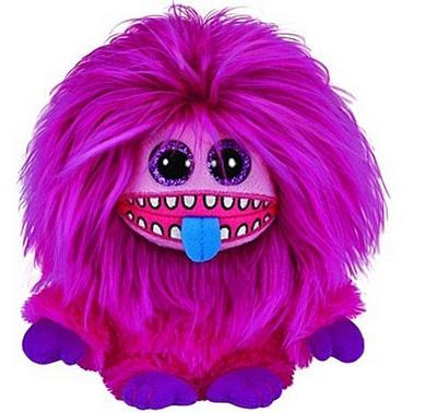 ZeeZee - pinker Frizzy, 24cm
