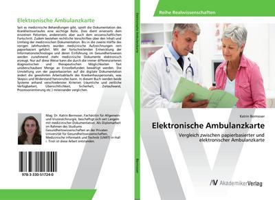 Elektronische Ambulanzkarte