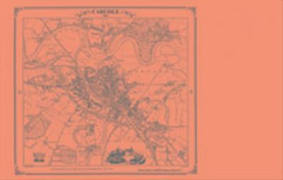Carlisle 1865 Map
