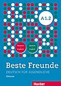 Beste Freunde A1/2. Glossar Deutsch-Englisch  -  German-English