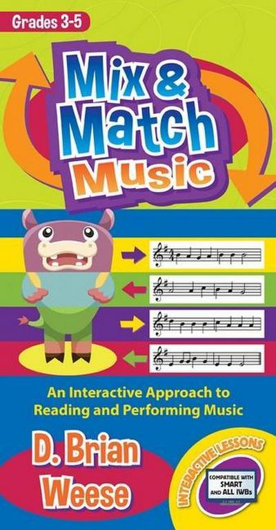 Mix & Match Music: An Interactive Approach to Reading and Performing Music