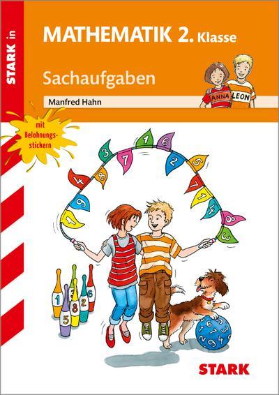 Training Grundschule - Mathematik Sachaufgaben 2. Klasse