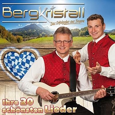 BERGKRISTALL - Ihre 20 schönsten Lieder