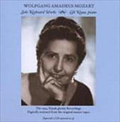 Werke Für Klavier Solo (1954)