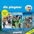 Die Playmos - Box 2: Große Ritter-Box
