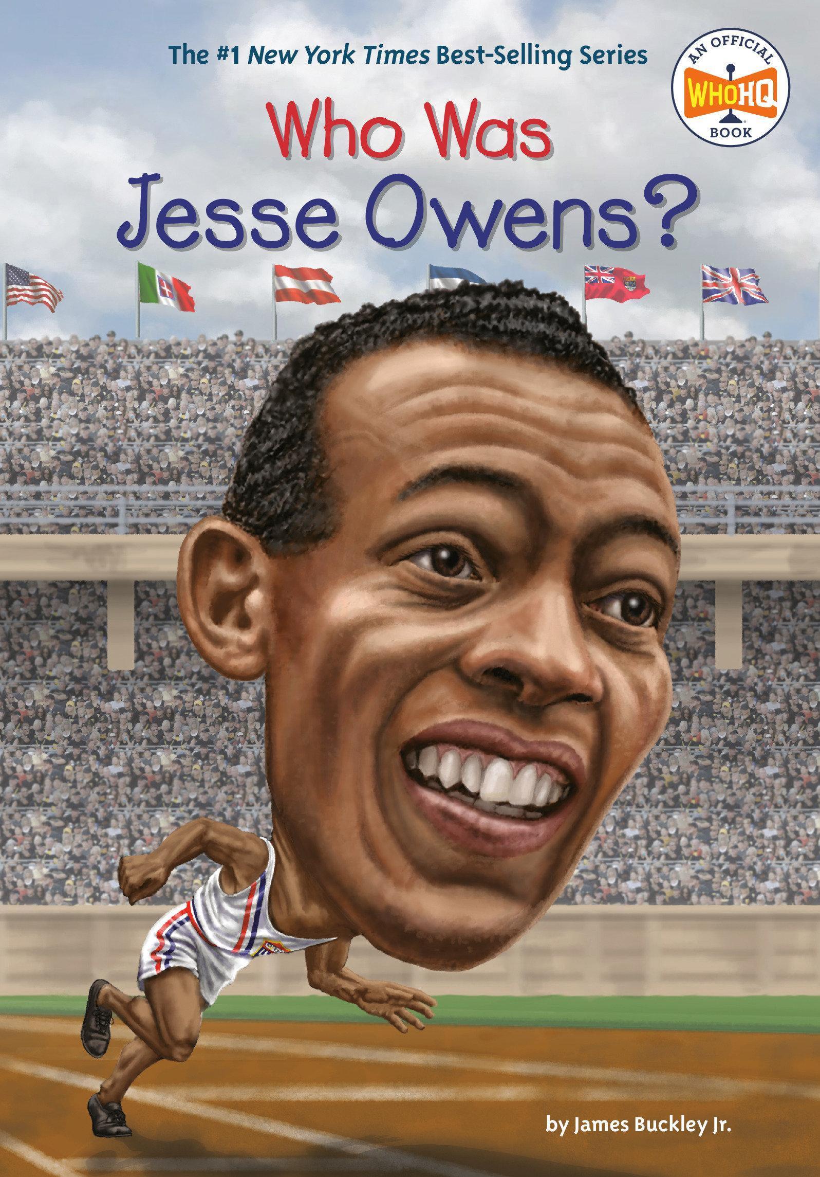 Who Was Jesse Owens? James Buckley