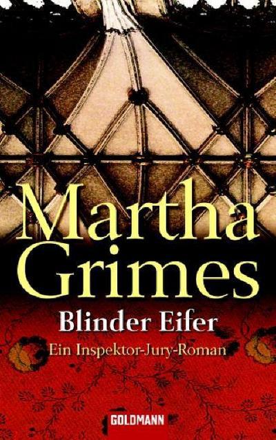 Blinder Eifer Roman