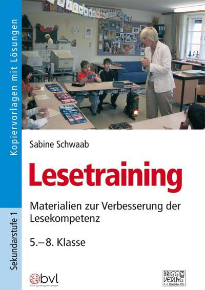 Lesetraining / 5.- 8. Klasse