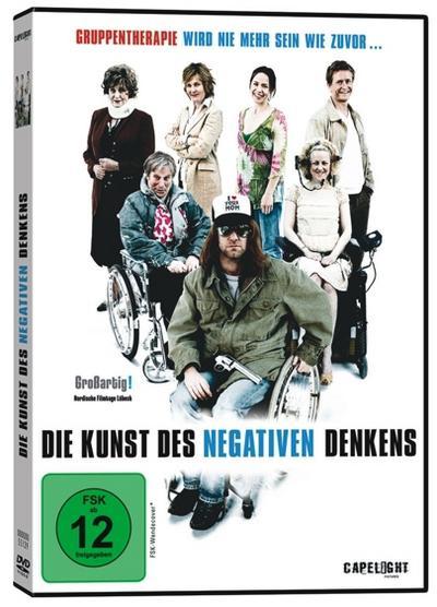 Die Kunst des negativen Denkens - Alive AG - DVD, Deutsch  Norwegisch, Bard Breien, Mit Wendecover. Norwegen, Mit Wendecover. Norwegen