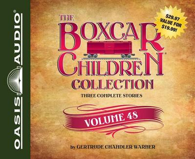 The Boxcar Children Collection Volume 48: The Celebrity Cat Caper, Hidden in the Haunted School, the Election Day Dilemma