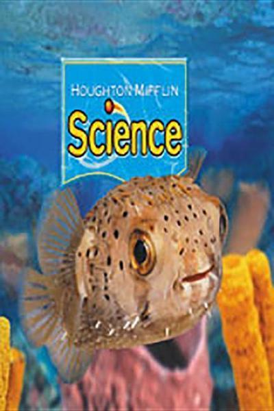 Houghton Mifflin Science: Activity Book Grade K