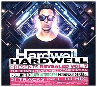 Hardwell Pres. Revealed 7