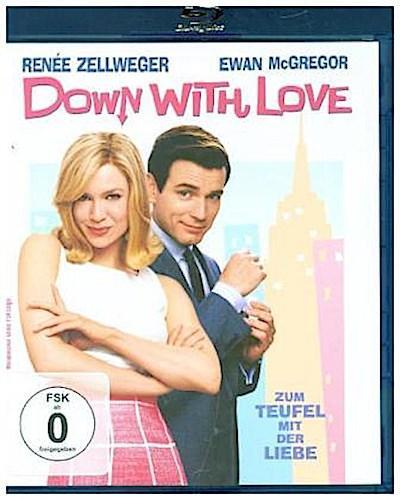 Down With Love - Zum Teufel mit der Liebe, 1 Blu-ray