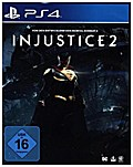 Injustice 2, 1 PS4-Blu-ray Disc