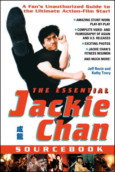 Essential Jackie Chan Source Book