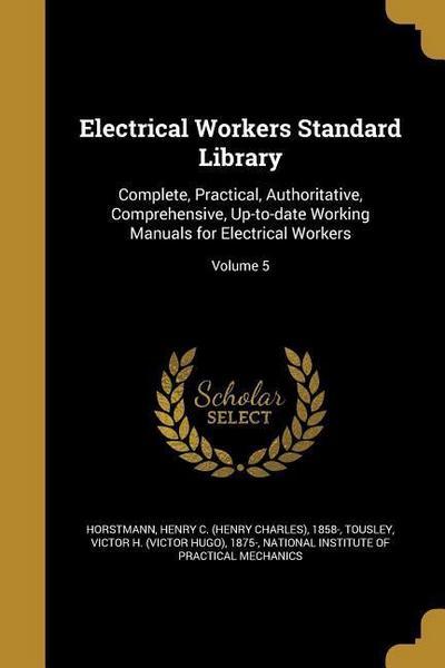 ELECTRICAL WORKERS STANDARD LI