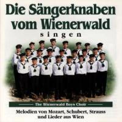 Melodien Von Mozart, Schubert, Strauss und Lieder aus Wien