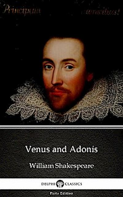 Venus and Adonis by William Shakespeare (Illustrated)