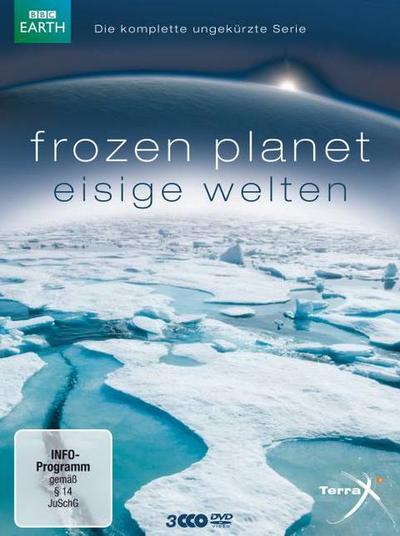 Frozen Planet - Eisige Welten.  Die komplette ungekürzte Serie