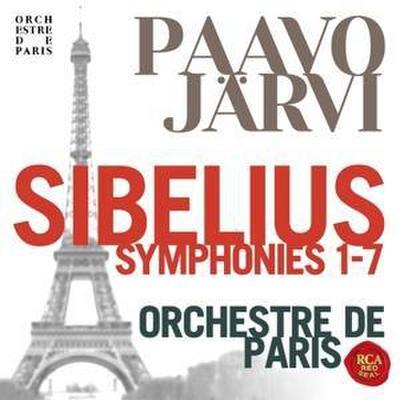 Sibelius: Complete Symphonies. 3 CDs