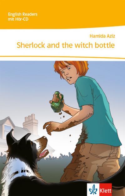 The witch bottle. Lektüre mit Audio-CD 2. Lernjahr