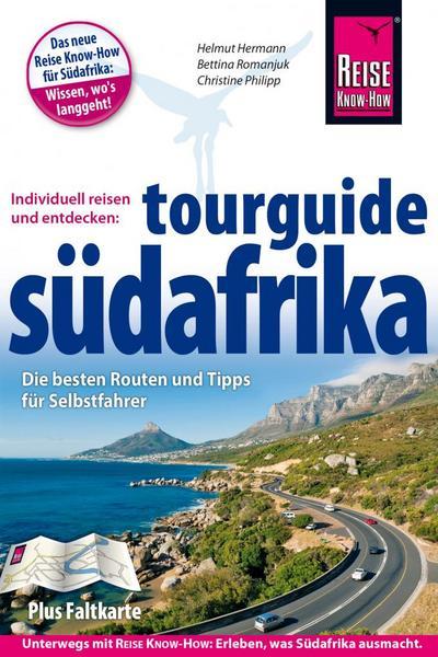 Südafrika Tourguide; Reiseführer; Deutsch; Mehr als 80 Stadt- und Ortspläne, Nationalpark- und Routenkarten, alle korrespondierend mit dem Inhalt. Über 370 stimmungsvolle Fotos und historische Abbildungen., 80 Karten