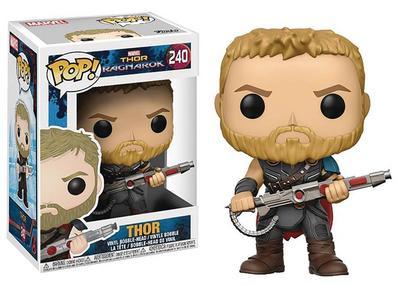 Pop Thor Ragnarok Thor Gladiator Vinyl Figure