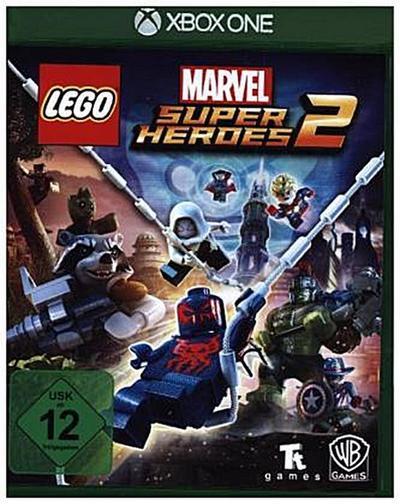 LEGO Marvel, Super Heroes 2, 1 XBox One-Blu-ray Disc