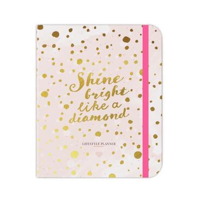 Stilvoller Tagesplaner 2021. Dein individueller Lebensplaner & Terminkalender um dein Leben zu organisieren.