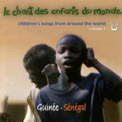 Kinderlieder der Welt Vol.1-Guinea & Senegal
