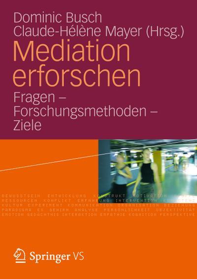 Mediation erforschen