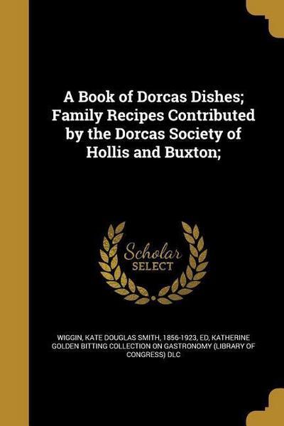 BK OF DORCAS DISHES FAMILY REC
