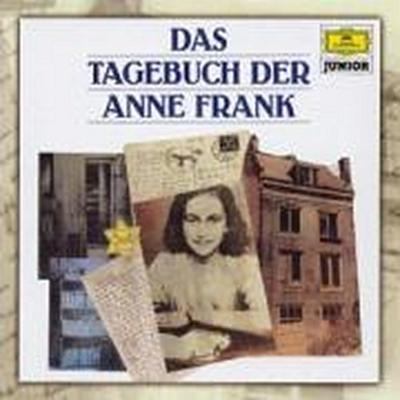 Das Tagebuch der Anne Frank, 1 Audio-CD