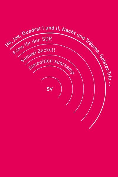 Hey Joe, Quadrat I und II, Nacht und Träume, Geister-Trio ..., 1 DVD