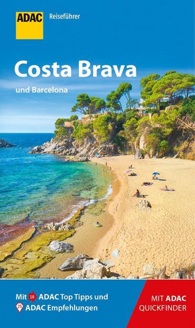 ADAC Reiseführer Costa Brava und Barcelona