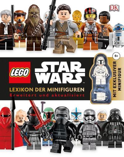 LEGO® Star WarsTM Lexikon der Minifiguren: Erweitert und aktualisiert mit exklusiver LEGO® Minifigur
