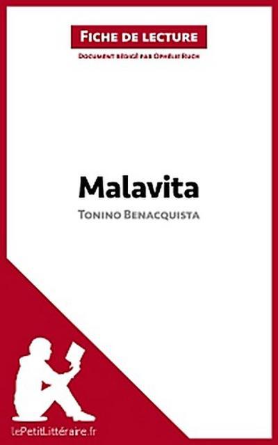 Malavita de Tonino Benacquista (Fiche de lecture)