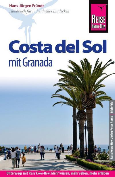 Reise Know-How Reiseführer Costa del Sol - mit Granada