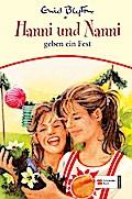 Hanni & Nanni, Band 10; Hanni und Nanni geben ein Fest; Deutsch