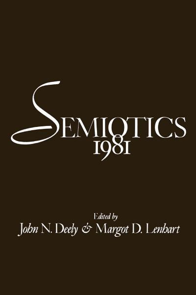 Semiotics 1981