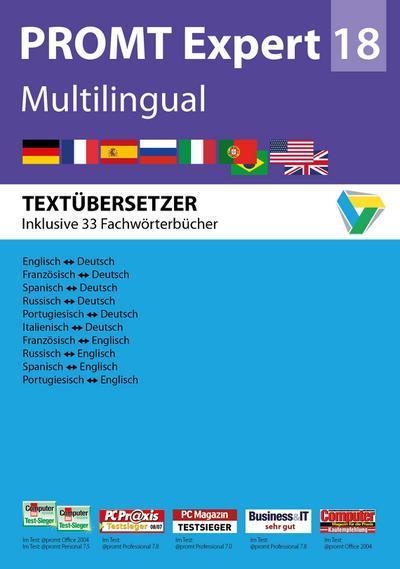 PROMTExpert 18 Multilingual