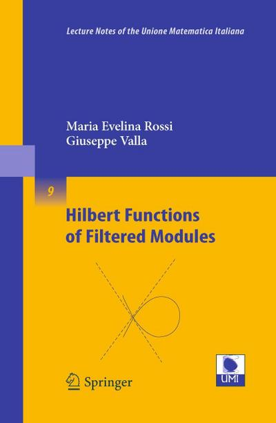 Hilbert Functions of Filtered Modules
