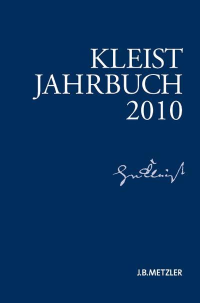 Kleist-Jahrbuch 2010