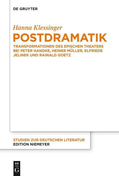 Postdramatik