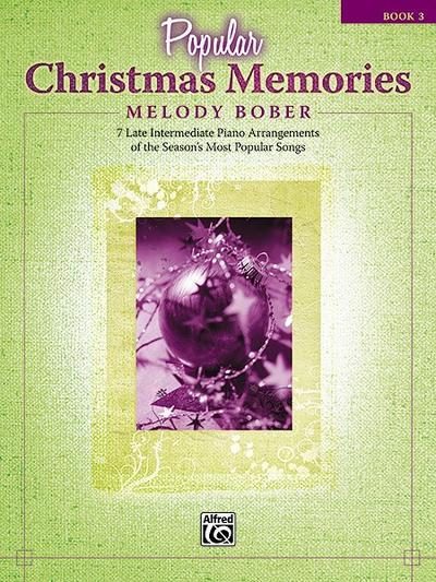Popular Christmas Memories, Klavier