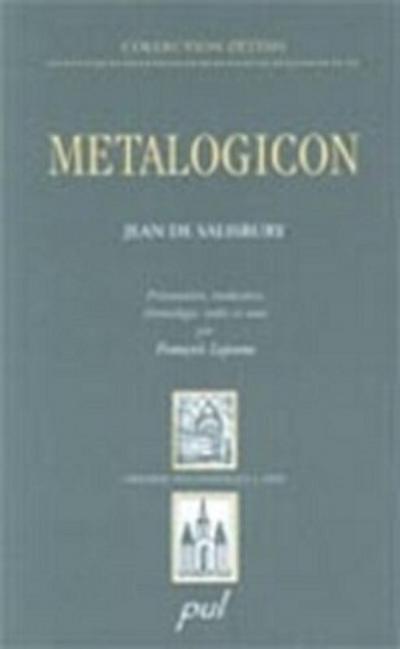 Metalogicon
