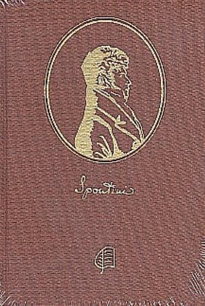Briefwechsel (1804-1820)