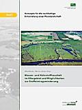Wasser- und Nährstoffhaushalt im Elbegebiet und Möglichkeiten zur Stoffeintragsminderung