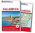 MERIAN live! Reiseführer Kalabrien; Mit Extra-Karte zum Herausnehmen; MERIAN live; Deutsch